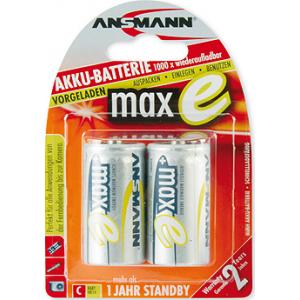 Ansmann laetavad akud maxE 2xC 4500mAh EOL