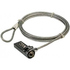 A-quip sülearvuti lukk (koodiga) 2m EOL