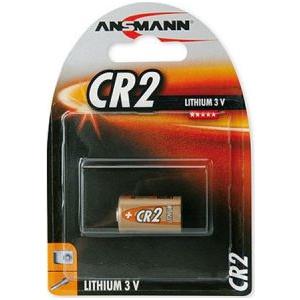 Ansmann liitium patarei 1 x CR2 / 3 V EOL