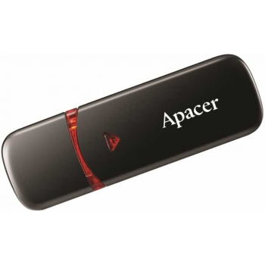 Apacer mälupulk AH333, 32GB, must