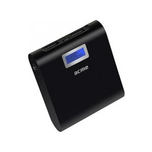 ACME Akupank 6000mAh LCD ekraaniga
