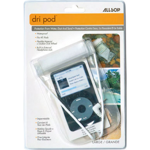 ALLSOP iPOD 5G niiskuskaitseEOL