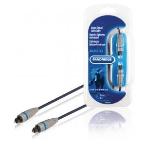Bandridge BAL5601 Digital optiline otsik- Digital optiline otsik 1,0m