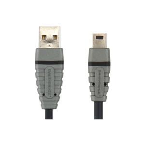 Bandridge BCL4405 USB 2.0 A otsik-Mini 5Pin, 5m