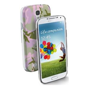 Cellular Samsung Galaxy S4 ümbris, Army, roosa EOL