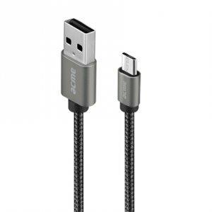 Kaabel Micro USB, 1m, must