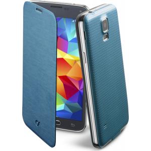 Cellular Samsung Galaxy S5 ümbris, Flip Book, sinine EOL