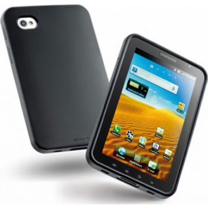 "Cellular Samsung Galaxy Tab 7"" silikoon ümbris, must EOL"
