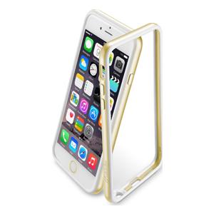 Cellular Iphone 6 kaitseraam kuldne