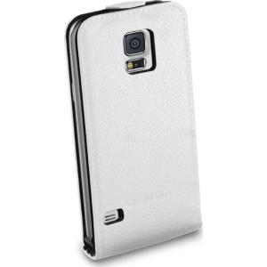 Cellular Samsung Galaxy S5 ümbris, Flap Essential, valge