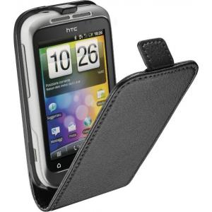 Cellular HTC Wildfire S ümbris, Flap (magnetiga), must EOL