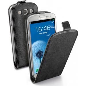 Cellular Samsung Galaxy S3 ümbris, Flap (magnetiga), must EOL