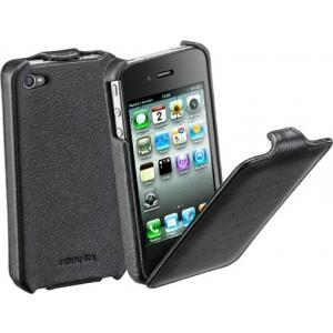 Cellular iPhone 4/4S ümbris,Flap, must EOL