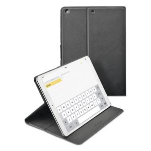 Cellular iPad Air ümbris, Folio, magnetiga, must EOL