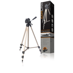 Camlink foto/video statiiv, 127cm