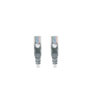 Bandridge CL70003W Võrgukaabel UTP Cat.5E 2xRJ45 otsik, valge 3,0m EOL