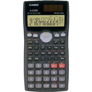 Casio FX-115MS Koolikalkulaator 300 f-ni EOL