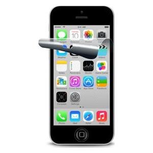 Cellular iPhone 5C ekraanikaitse, kile 2tk EOL