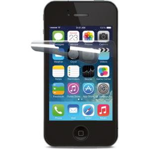 Cellular iPhone 4/4S ekraanikaitse, kile 2tk
