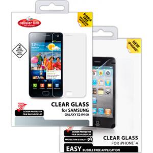 Cellular HTC Wildfire S, ekraani kile,2tk EOL
