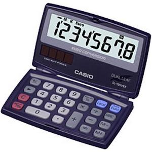 Casio SL-100VER Taskukalkulaator päike/patare EOL