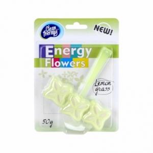 ENERGY FLOWERS WC värskendaja 50g Lemon Grass