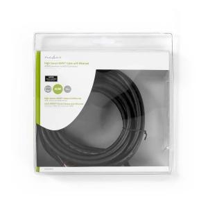 Kaabel HDMI A otsik - otsik 1.4, 10m