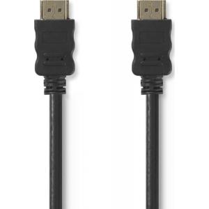 Kaabel HDMI A otsik- otsik, kilekotis, 1.4, 1m