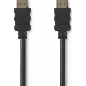 Kaabel HDMI A otsik- otsik, kilekotis, 1.4, 2m