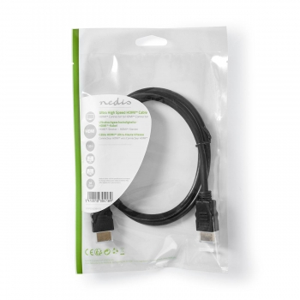 Kaabel HDMI A otsik - otsik 2.1 1m