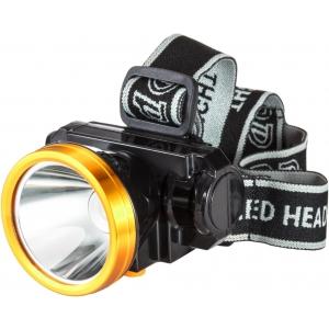 LED pealamp akuga, 3W Highpower