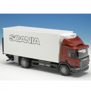 Scania furgoonauto 38cm