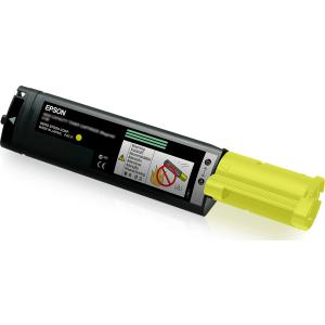 Epson tooner Aculaser C1100-le kollane (C13S050187) EOL
