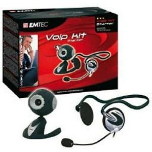 EMTEC (Intuix) Veebikaamera 100K+Kõrvaklapid EOL