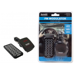 FM-transmitter autosse