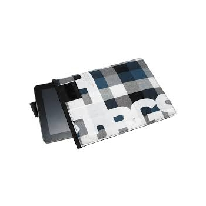 """Golla tahvelarvuti tasku """"Chad"""" 10.1"""" sinine ruuduline (G1490) EOL"""