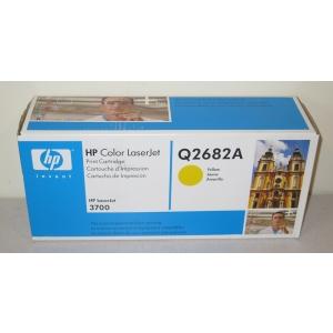 Tooner HP LaserJet 3700 kollane (Q2682A) EOL