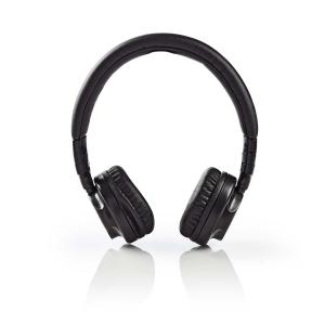 Kõrvaklapid kokkupandav, must