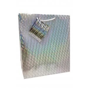 M kinkekott Silver Holographic