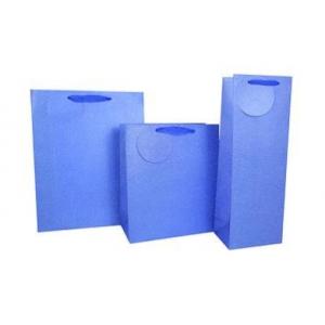 Pudeli kinkekott Blue Glimmer