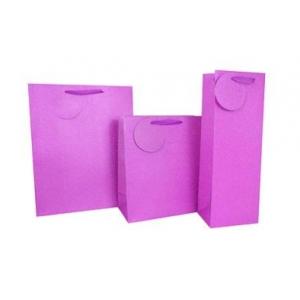 L kinkekott Pink Glimmer