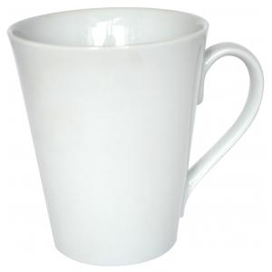 Kruus portselan valge 330 ml  10cm /48