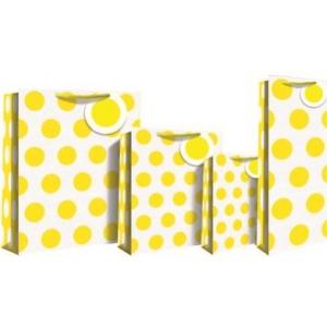 parfüümi kinkekott Yellow Neon