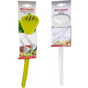 Salatiserveerimise lusikas ja kahvel