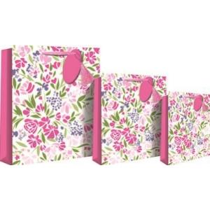 parfüümi kinkekott Watercolour Floral