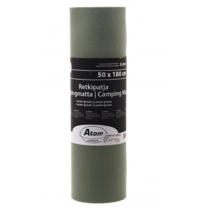 Matkamatt Atom 50x180cm 6mm /20/180