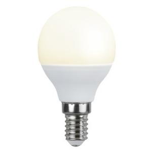 LED Lamp E14 , 4.8 W = 38W, P45,3000K,440LM 10/100