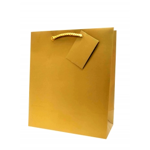 XL kinkekott  Luxury Gold