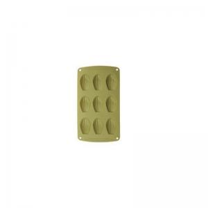 Küpsetusvorm silikoonist, Madeleine Pan x 9