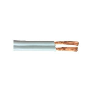 Bandridge LC1259 Kõlarikaabel 2x2,5mm2, valge 100m